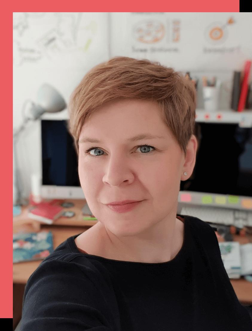 Gudrun Wegener – Designerin, Autorin